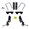 "Jake's Club Car DS & Carryall  3"" Spindle Lift Kit W/Mech Brakes (Fits 1981-Up)"