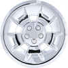 10″ Chrome Demon Wheel Cover