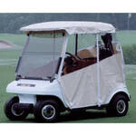 Club Car DS White 3-Sided Over-The-Top Enclosure (Fits 2000-Up)