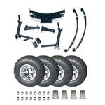 """6"""" Club Car DS XTrail / Evader Lift Kit Combo (Fits 1982-Up)"""