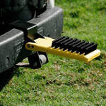 Golf Cart Mounted Spike Cleaner (Universal Fit)