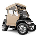 3-Sided Over-The-Top Enclosure For E-Z-GO RXV W/New Style Top (Beige)