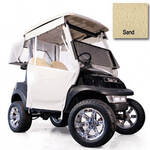 E-Z-GO RXV Sand Track-Style Enclosure (Fits 2008-Up)