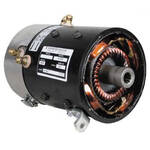 Motor, Amd CC Series 36/48v 4/5.5hp Speed & Torque