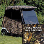Club Car DS Camouflage Enclosures (Fits 1982-1999)