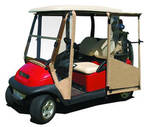 Club Car DS Doorworks Enclosure (Fits 2000.5-Up / Select Color)