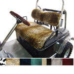 Fur-Style Seat Covers for Club Car DS 1982-2000.5
